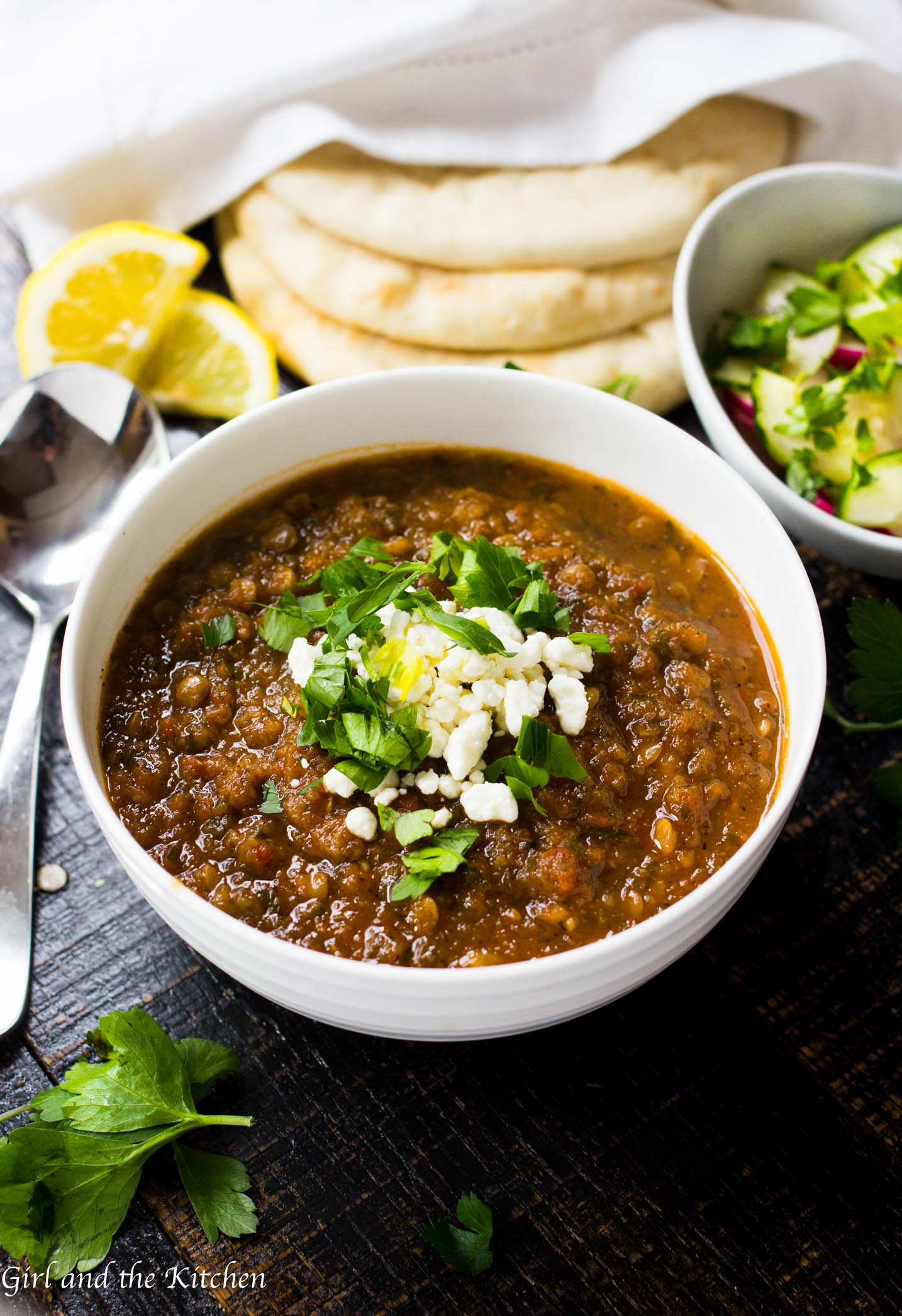 Middle Eastern Soup Recipes  middle eastern lentil soup calories