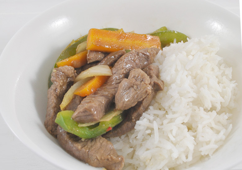 Mongolian Recipes Vegetarian  Mongolian Lamb Stirfry The Organised Housewife