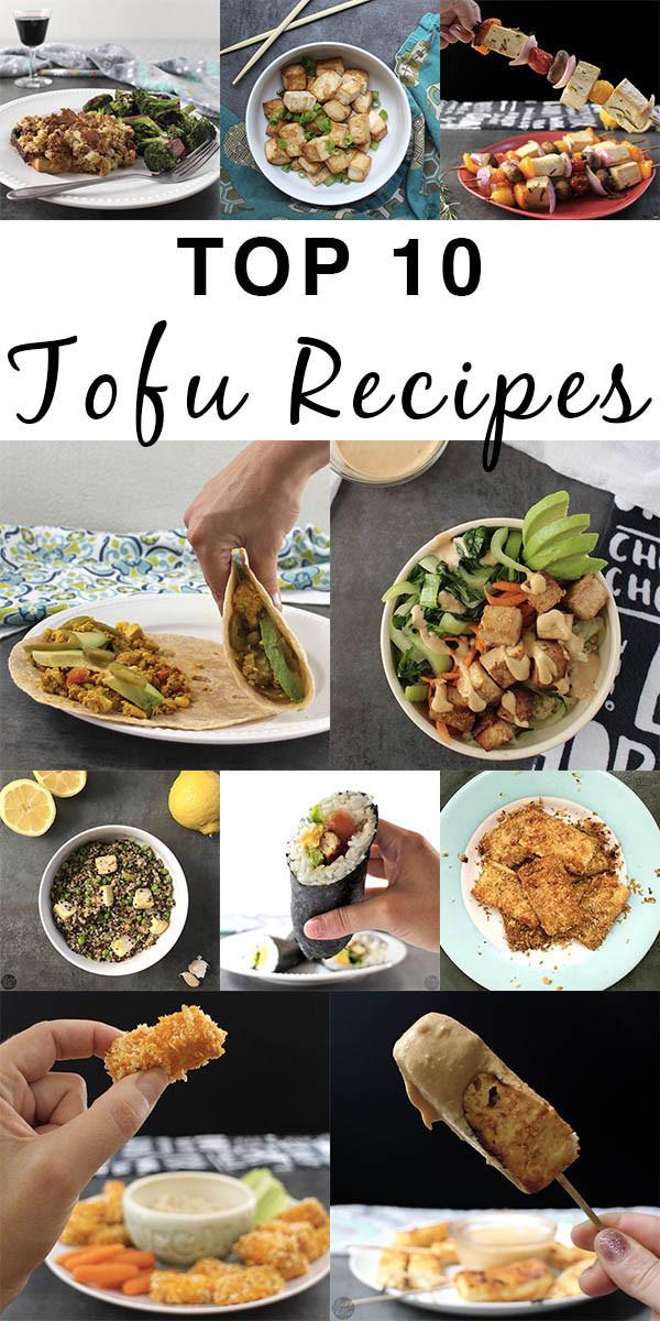 Most Popular Vegan Recipes  Tofu Recipes Most Popular Vegan Tofu Recipes Glue