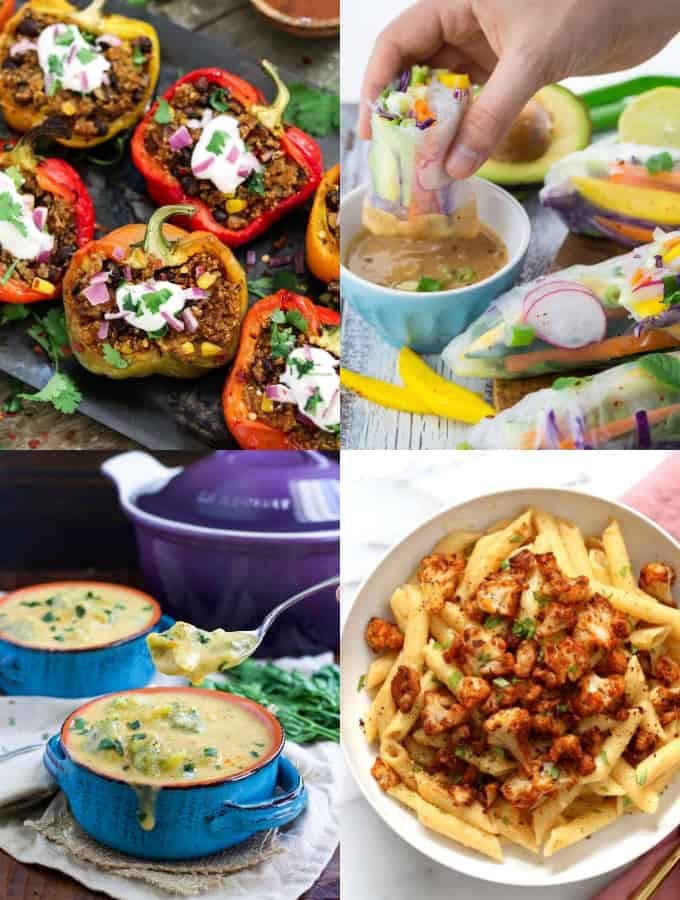 Most Popular Vegan Recipes  What Do Vegans Eat The 55 Most Popular Vegan Recipes
