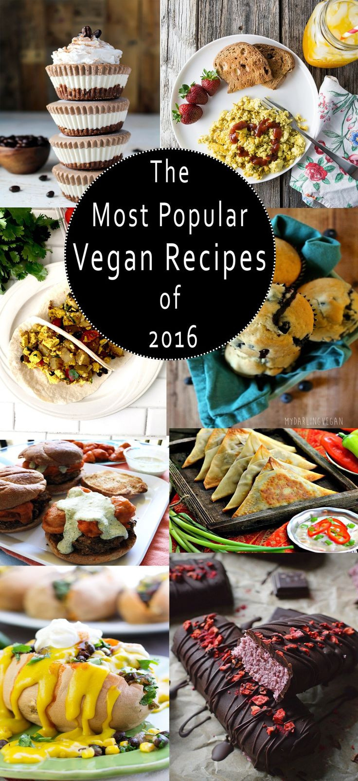 Most Popular Vegan Recipes  204 best Vegan and Vegitarian Recipes images on Pinterest