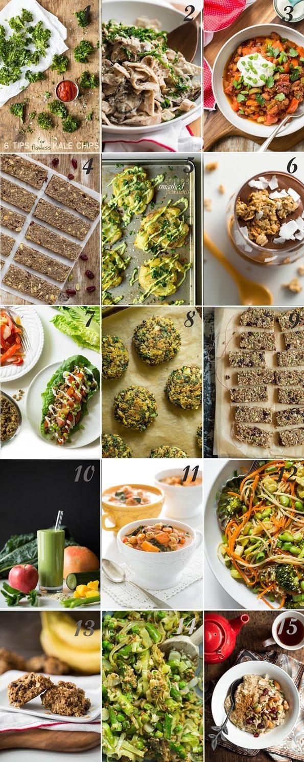 Most Popular Vegan Recipes  Most Popular Healthy Recipes of 2014 Vegan GF News