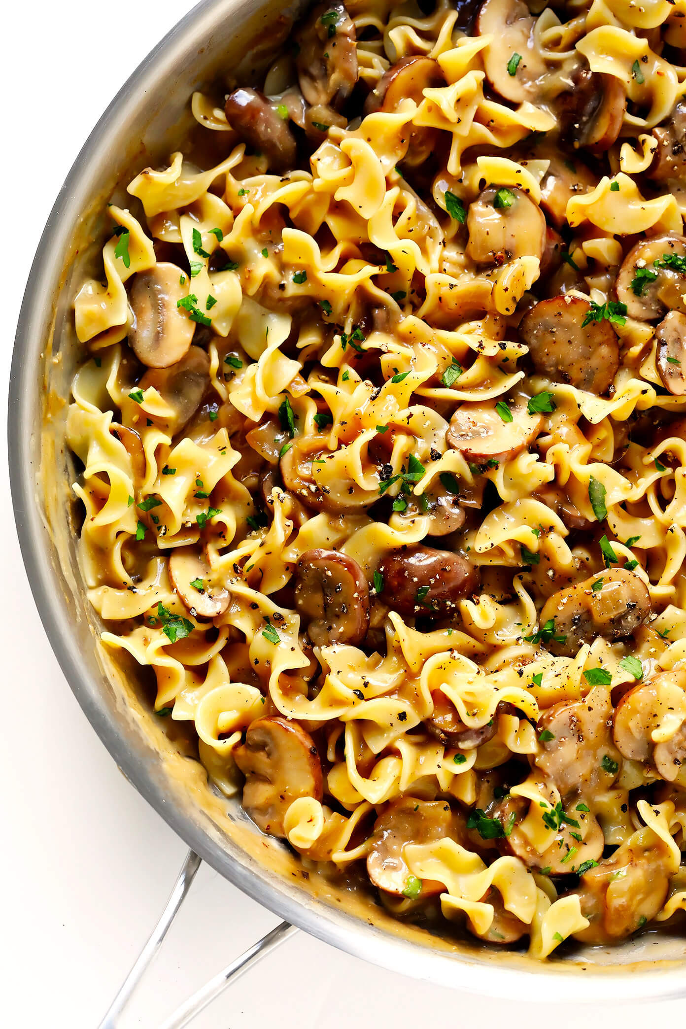 Mushroom Recipes Vegetarian  Mushroom Stroganoff