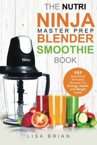 Ninja Smoothie Recipes For Weight Loss  Read line Nutri Ninja Master Prep Blender Smoothie