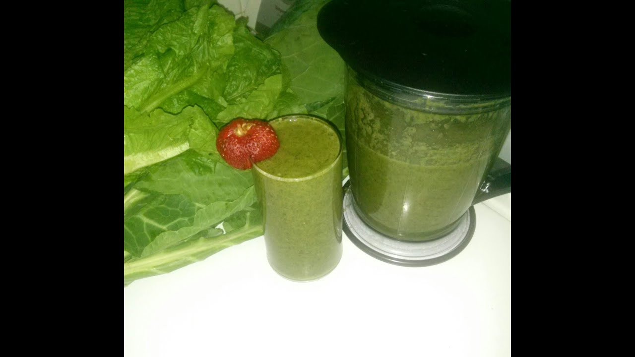 Ninja Smoothies For Weight Loss  Weight Loss Journey Green Smoothie Challenge W Ninja