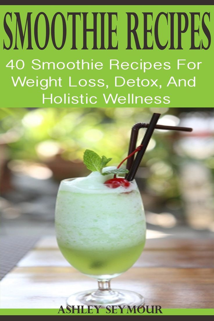 Ninja Smoothies For Weight Loss  SMOOTHIE RECIPES 40 Smoothie Recipes For Weight Loss