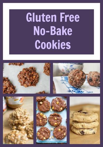 No Bake Gluten Free Cookies  9 Gluten Free No Bake Cookie Recipes