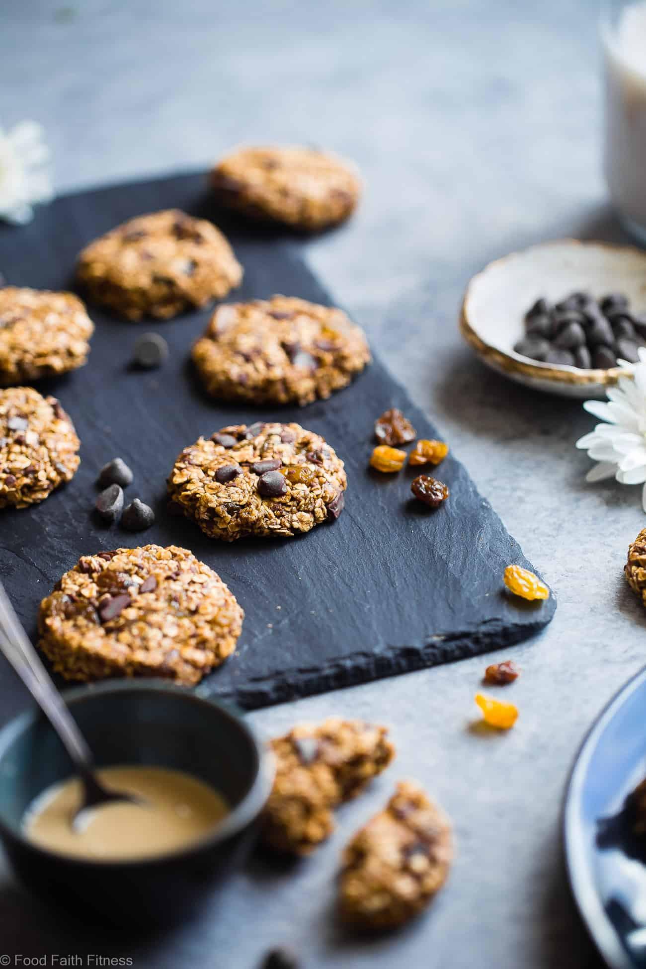 No Bake Vegan Oatmeal Cookies  Vegan Gluten Free Oatmeal No Bake Cookies