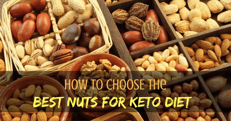 Nuts On Keto Diet  7 Best & Worst Nuts for the Keto Diet Plus Recipe Ideas