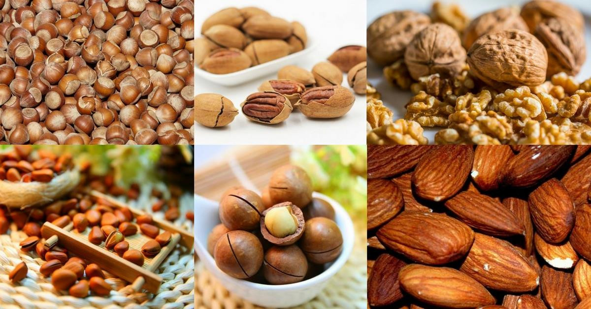 Nuts On Keto Diet  Eating Nuts on a Ketogenic Diet Pros and Cons