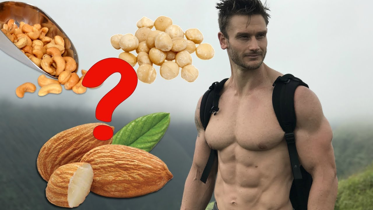 Nuts On Keto Diet  Ketogenic Diet Best Worst Nuts to Eat Thomas DeLauer