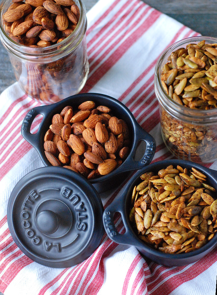 Nuts On Keto Diet  Spiced Nuts and Seeds