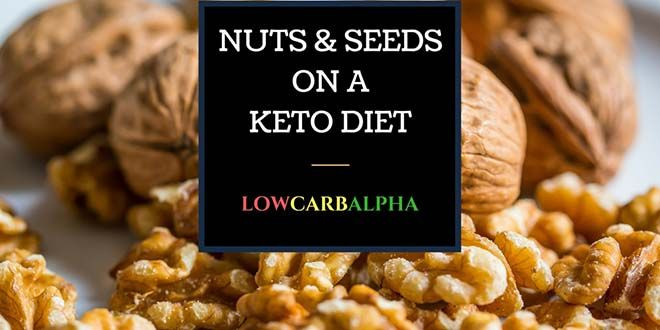 Nuts On Keto Diet  Nuts and Seeds on a Ketogenic Diet
