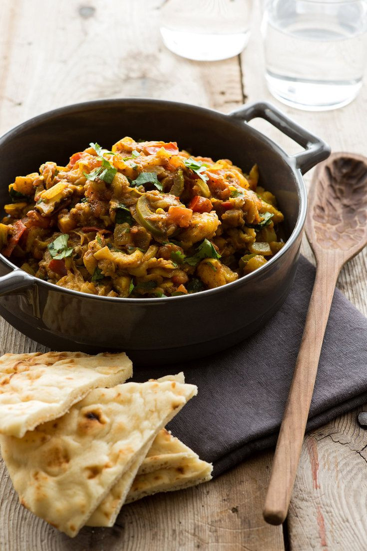 Nytimes Vegetarian Recipes  100 Indian Eggplant Recipes on Pinterest