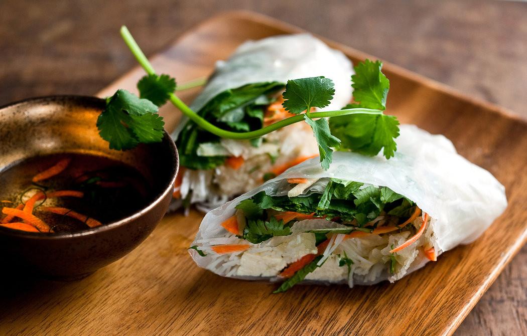 Nytimes Vegetarian Recipes  Ve arian Spring Rolls With Shredded Kohlrabi — Recipes