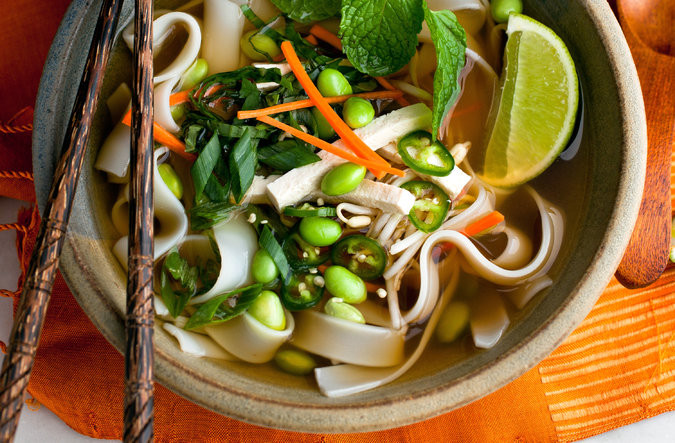 Nytimes Vegetarian Recipes  Vegan Pho With Carrots — Recipes for Health The New York