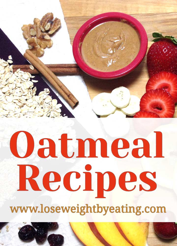Oat Recipes For Weight Loss  Quaker Oats Recipes For Weight Loss
