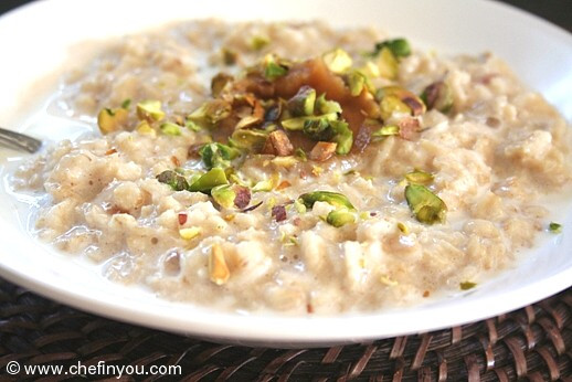 Oat Recipes For Weight Loss  oats porridge recipe for weight loss