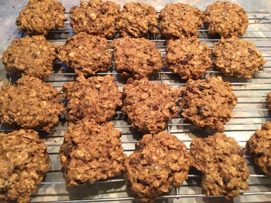 Oatmeal Cookies For Diabetics  Diabetic Oatmeal Raisin Cookies Recipe Genius Kitchen