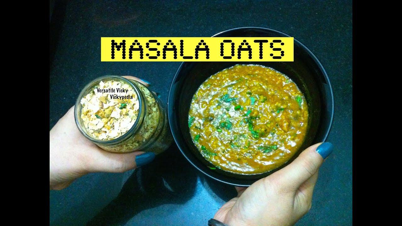 Oats For Weight Loss  Masala Oats Recipe Savoury Oats Recipe Masala Oats For
