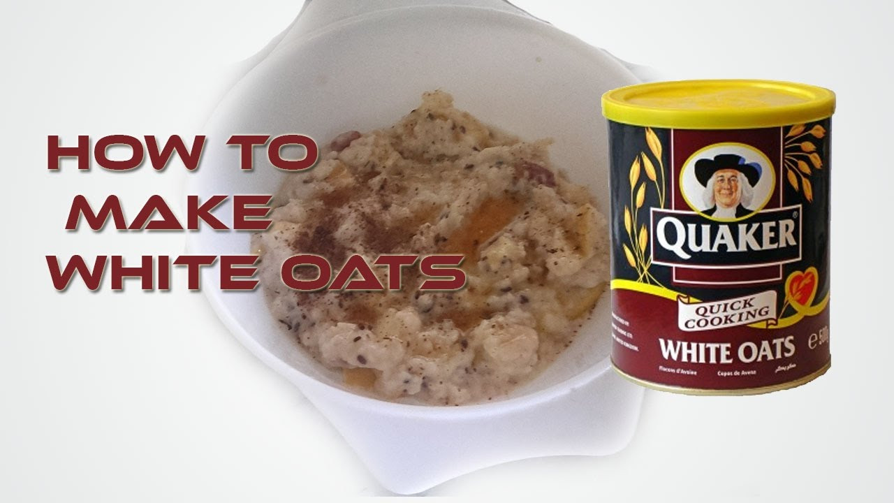 Oats For Weight Loss  Quaker Oats Recipes For Weight Loss