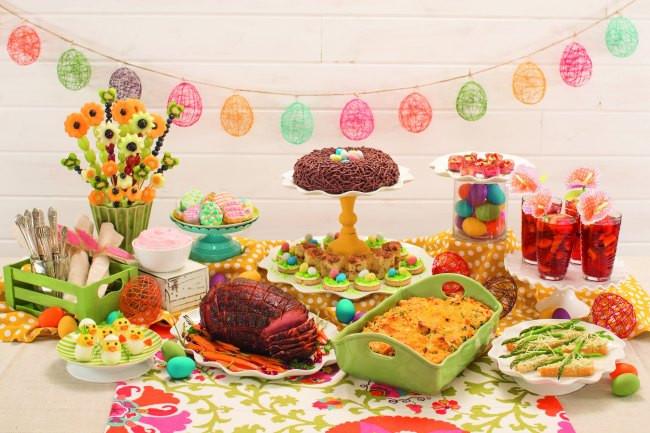 Order Easter Dinner  Tasty Tuesdays Recipes for a plete Easter Dinner