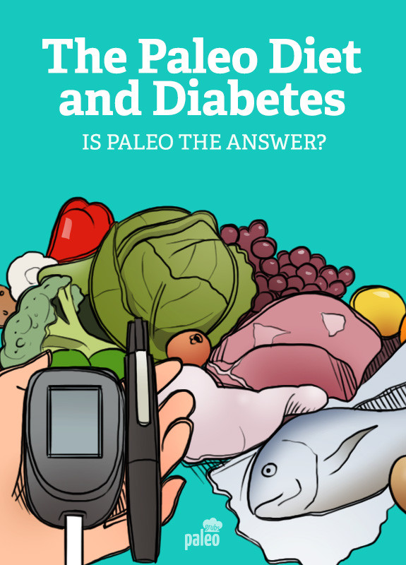 Paleo Diet For Diabetics  Paleo Diet and Diabetes Is Paleo the Answer