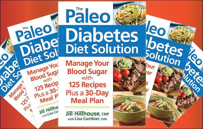 "Paleo Diet For Diabetics  Get your free copy of ""The Paleo Diabetes Diet Solution"