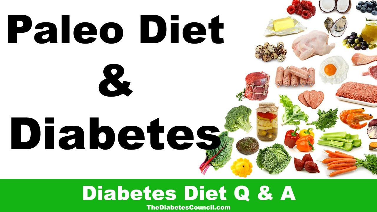 Paleo Diet For Diabetics  Is The Paleo Diet Good For Diabetes