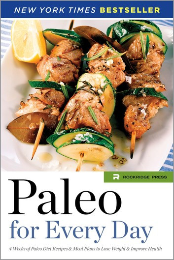 Paleo Diet Weight Loss Recipes  Paleo for Every Day 4 Weeks of Paleo Diet Recipes & Meal