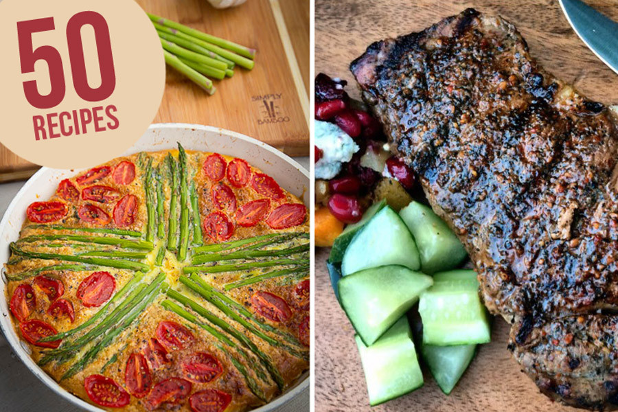 Paleo Diet Weight Loss Recipes  50 Paleo Weight Loss Recipes To Help You Look And Feel