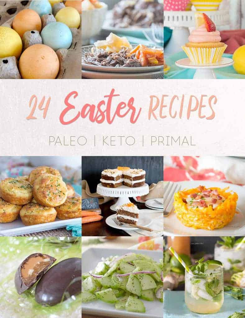 Paleo Easter Dinner  Recipes Meal Plans & How to Videos for the Paleo & Keto