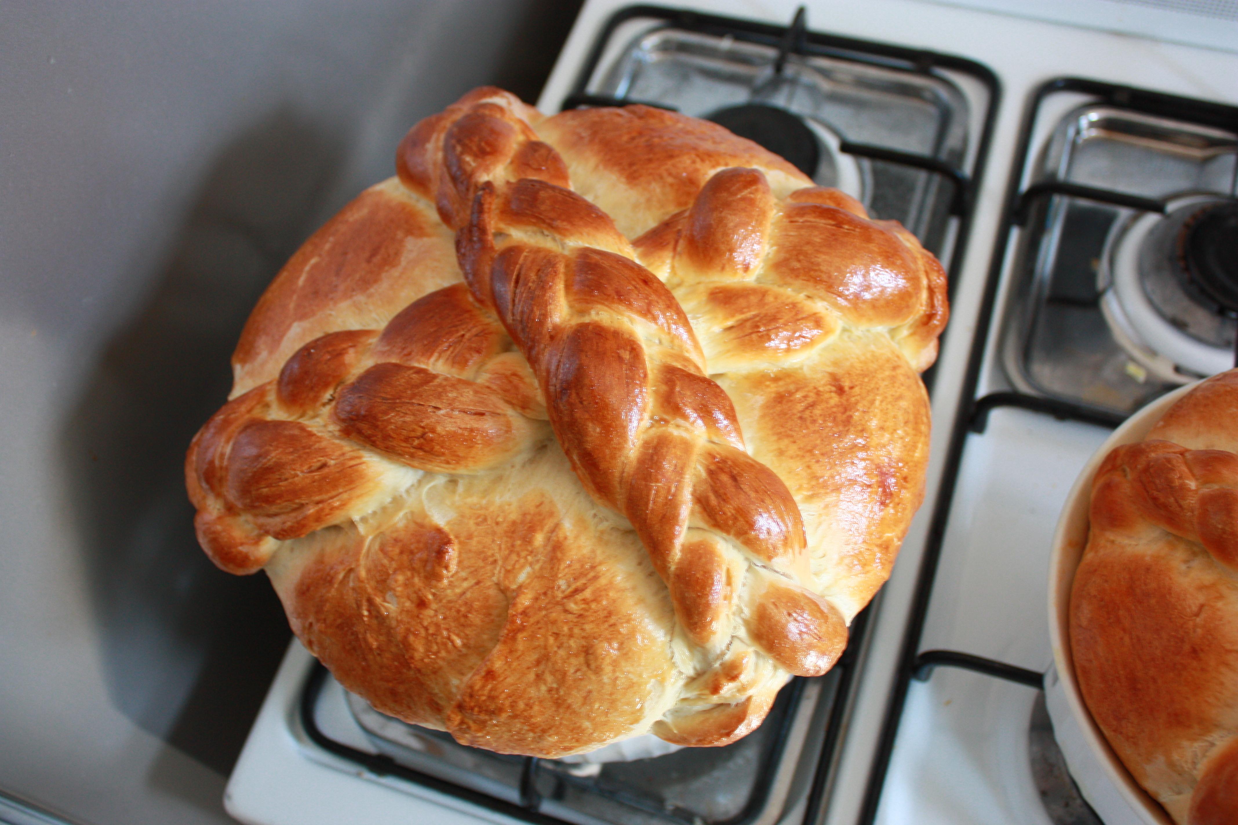 Pascha Easter Bread  Paska