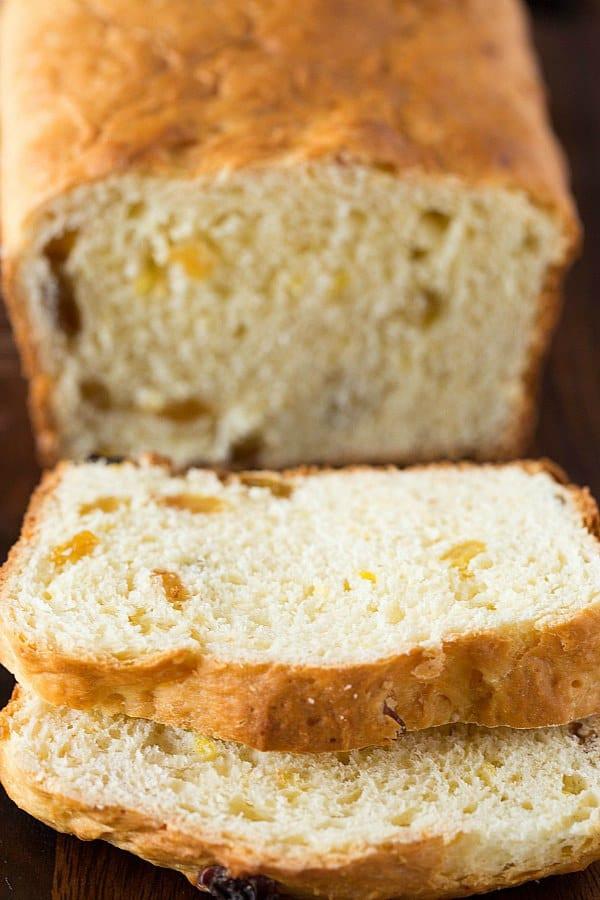 Pascha Easter Bread  Paska Bread Ukrainian or Polish Easter Bread