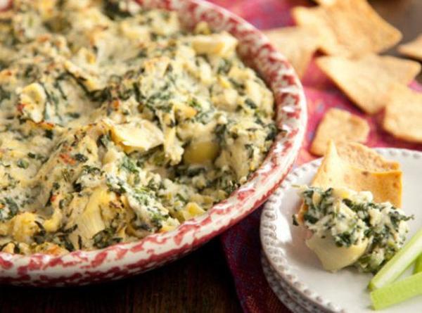 Paula Deen Diabetic Recipes  Paula Deen s Hot Spinachartichoke Dip In A New Light