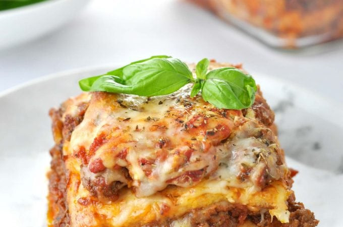 Peace Love And Low Carb Lasagna  Peace Love and Low Carb