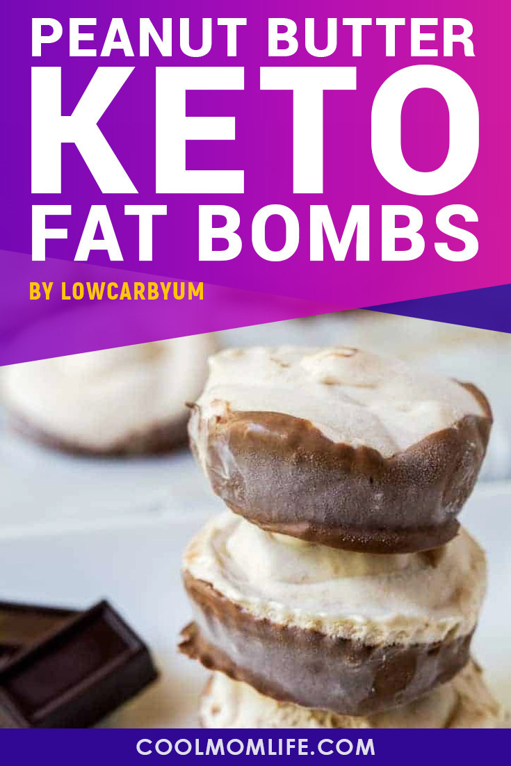 Peanut Butter Keto Diet  Keto Fat Bomb 10 Mouthwatering Fat Bomb Recipes to Try