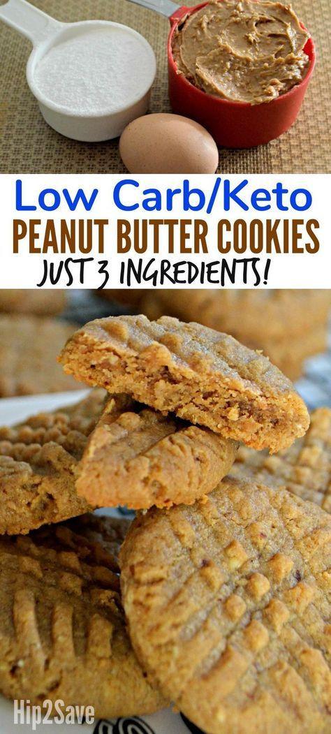 Peanut Butter Keto Diet  Best 25 Keto peanut butter cookies ideas on Pinterest