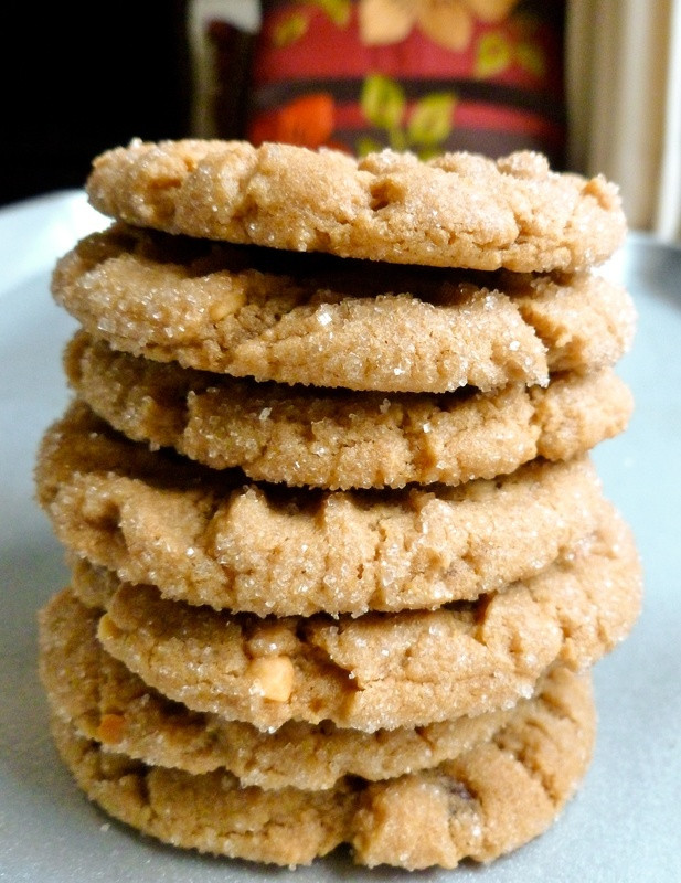 Peanut Butter Vegan Cookies  Vegan Peanut Butter Cookies