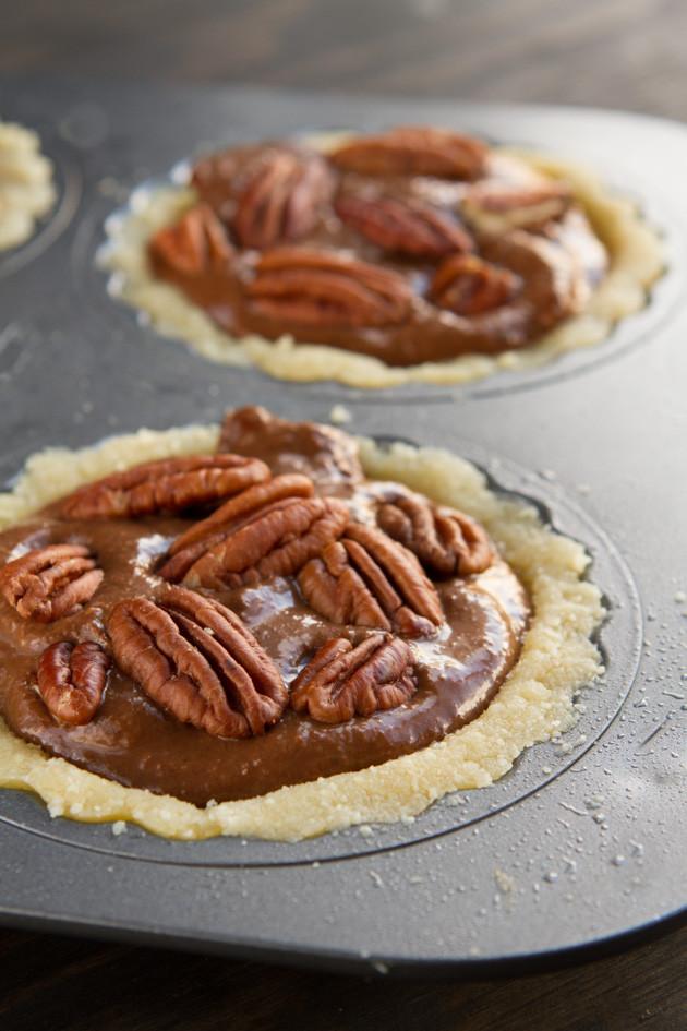 Pecan Pie For Diabetics  No Sugar Low Carb Chocolate Pecan Pie