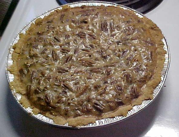 Pecan Pie For Diabetics  Pecan Pie Recipe Perfect for Low Carb Atkins South Beach