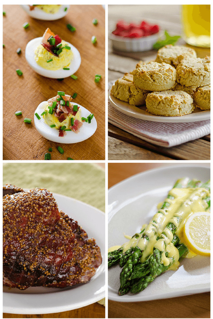 Perfect Easter Dinner Menu  40 Paleo Easter Recipes