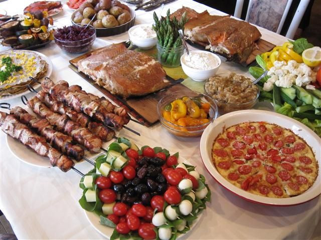 Perfect Easter Dinner Menu  Prepare a perfect Easter dinner Easter Ideas