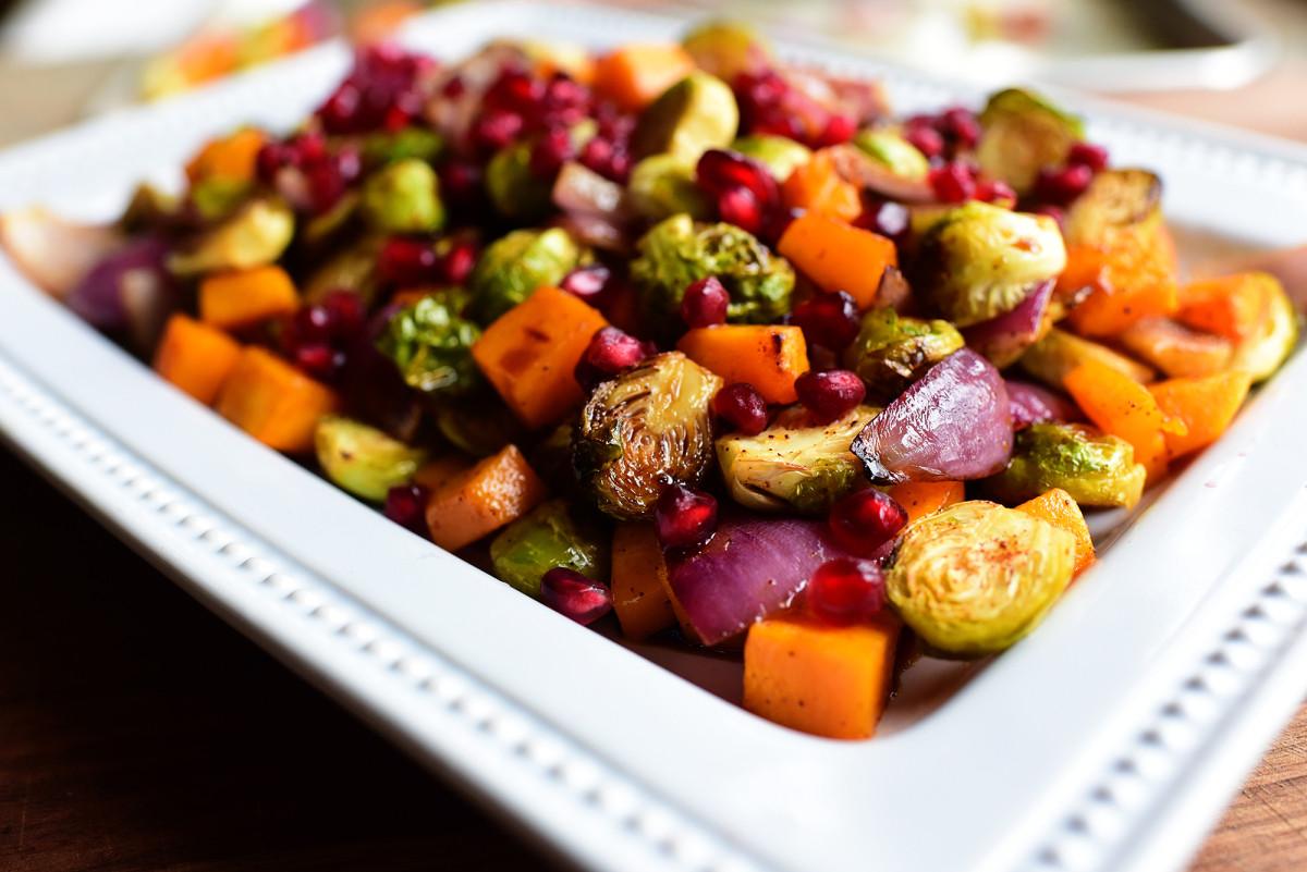 Pioneer Woman Vegetarian Recipes  Beautiful Brussels Sprouts