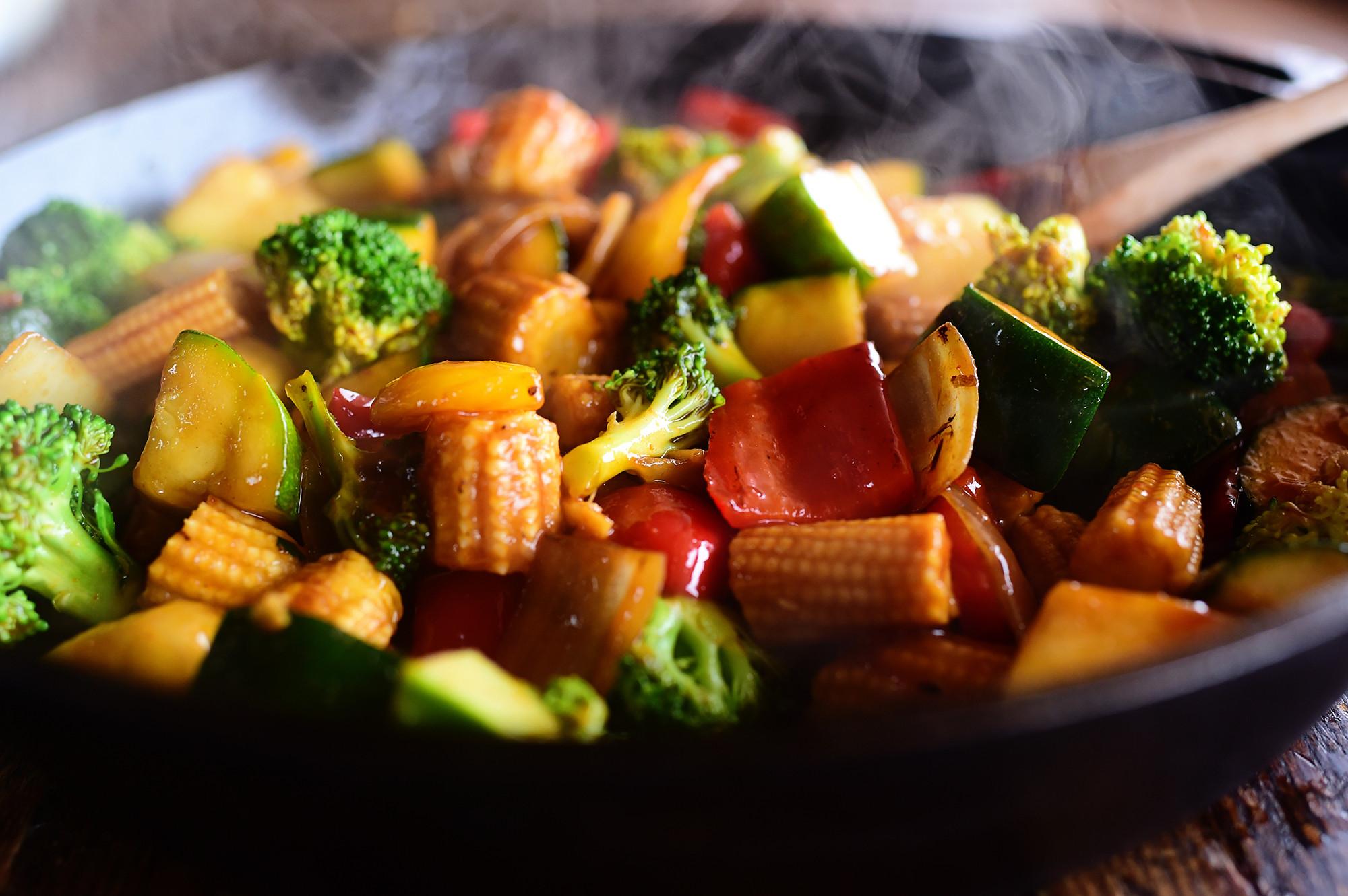 Pioneer Woman Vegetarian Recipes  Veggie Stir Fry