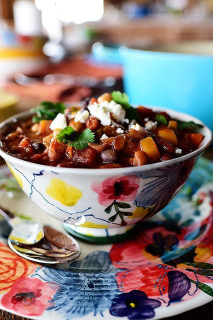 Pioneer Woman Vegetarian Recipes  25 best ideas about Pioneer Woman Chili on Pinterest