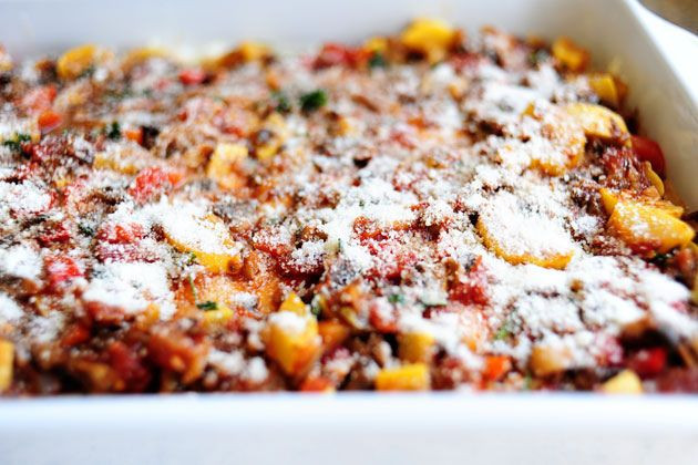 Pioneer Woman Vegetarian Recipes  Ve able Lasagna by the Pioneer Woman Callum loved this