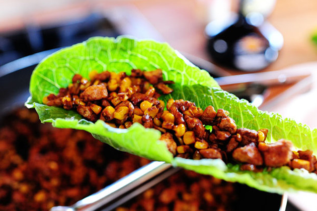 Pioneer Woman Vegetarian Recipes  Ve arian Lettuce Wraps