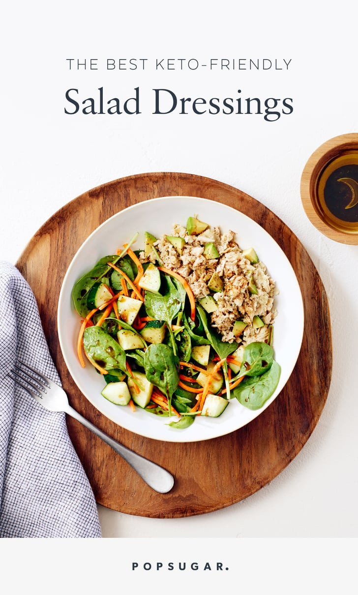 Popsugar Keto Diet  Salad Dressing For Keto Diet