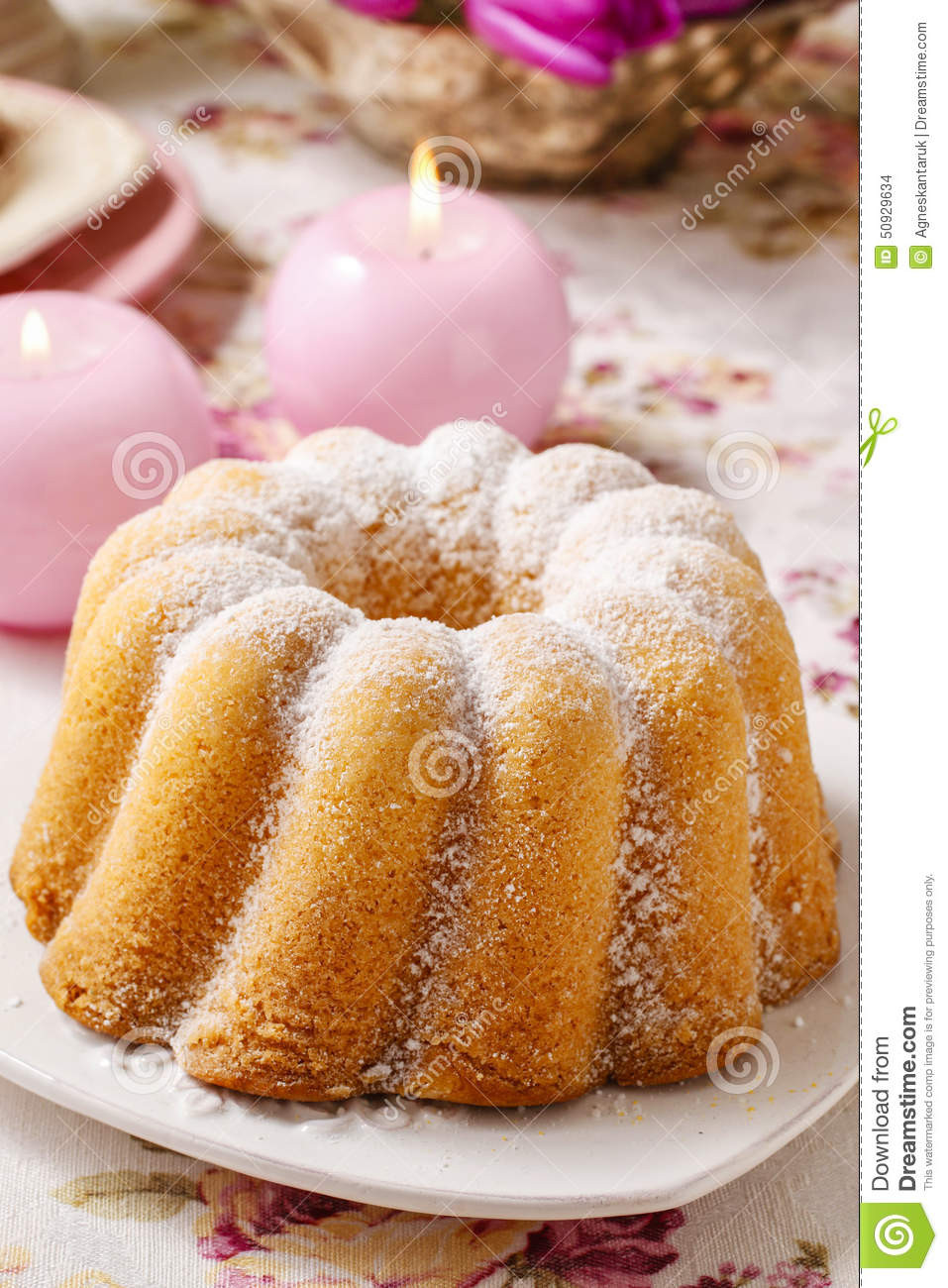 Popular Easter Desserts  Traditional easter cake stock photo Image of glazed